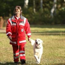 Herbstprüfung Rettungshunde