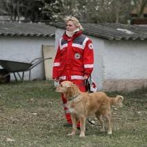 Frühjahrs Rettungshundeprüfung